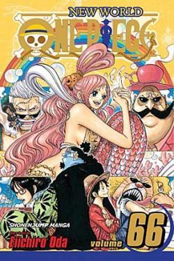 One Piece Vol 66