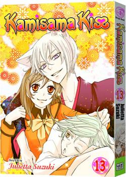 Kamisama Kiss Vol 13