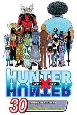 Hunter X Hunter Vol 30
