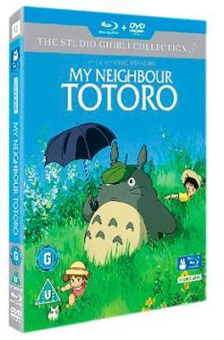 Min granne Totoro