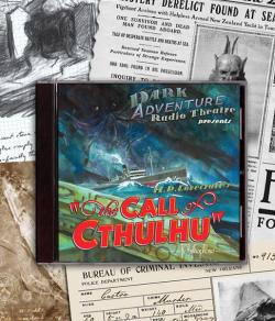 The Call of Cthulhu - audio drama CD