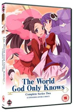 The World God Only Knows, The Complete Series 2
