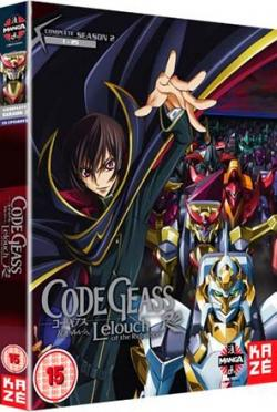 Code Geass: Lelouch of the Rebellion, Complete Season 2