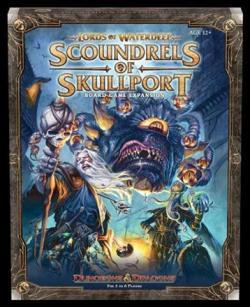 Scoundrels of Skullport Expansion