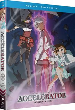 Certain Scientific Accelerator Complete Series
