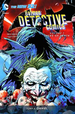 Batman - Detective Comics Vol 1: Faces of Death