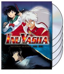 Inu-Yasha Second Season Box Set
