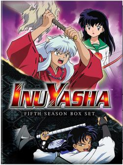 Inu-Yasha Fifth Season Box Set
