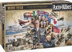 Axis & Allies 1914-1918 First World War