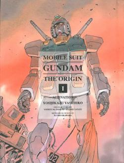 Mobile Suit Gundam Origin Vol 1: Activation