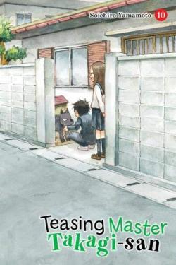 Teasing Master Takagi San Vol 10