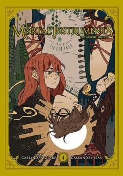 Mortal Instruments Graphic Novel Vol 4