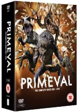Primeval Season 1-5