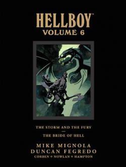 Hellboy Library Edition Vol 6