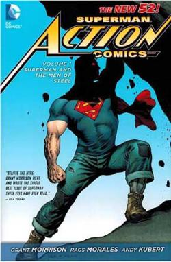 Action Comics Vol 1: Superman and the Men of Steel