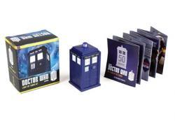 Doctor Who Light Up Tardis & Book Kit
