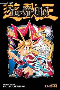 Yu-Gi-Oh 3-in-1 Vol 8
