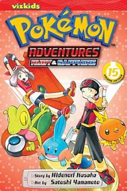Pokemon Adventures Vol 15