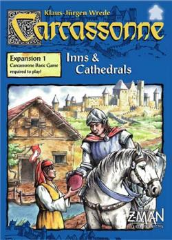 Expansion 1 - Inns & Cathedrals