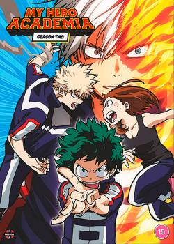 My Hero Academia, Season 2