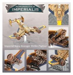 Imperial Navy Avengers Strike Fighters
