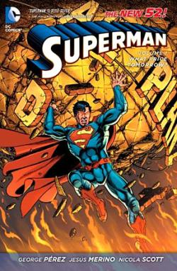 Superman Vol 1: What Price Tomorrow?