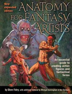 Anatomy For Fantasy Artists