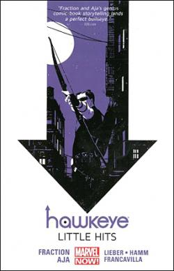 Hawkeye Vol 2: Little Hits
