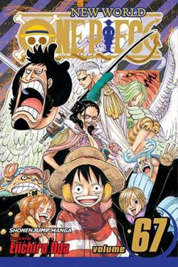 One Piece Vol 67