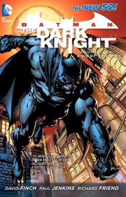 Batman The Dark Knight Vol 1: Knight Terrors
