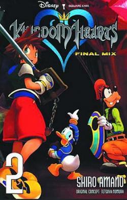 Kingdom Hearts Final Mix Vol 2