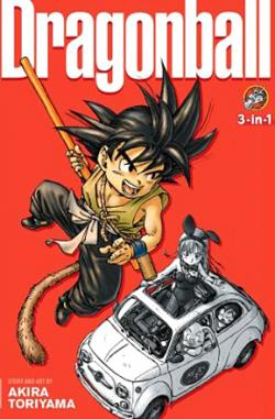Dragonball 3-in-1 Vol 1