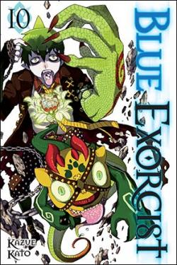 Blue Exorcist Vol 10