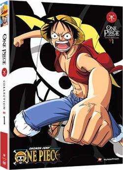 One Piece, Collection 1