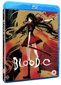 Blood-C, The Complete Series
