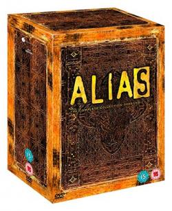 Alias, The Complete Series 1-5