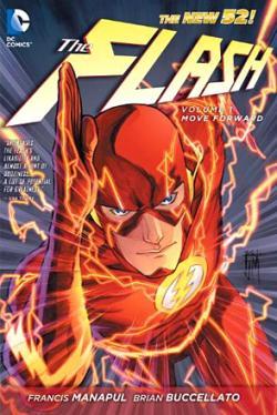 Flash Vol 1: Move Forward