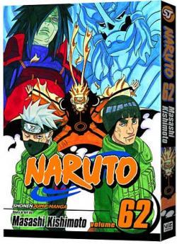 Naruto Vol 62