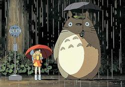My Neighbor Totoro pussel 203, 108 bitar