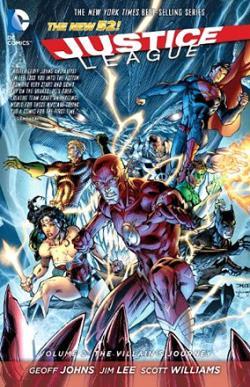Justice League Vol 2: The Villain's Journey