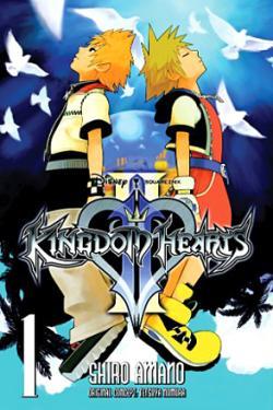 Kingdom Hearts II Vol 1