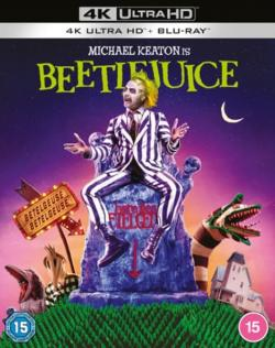 Beetlejuice (4K Ultra HD+Blu-ray)