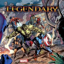 Marvel Legendary Deck Building Game
