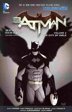 Batman Vol 2: City of Owls
