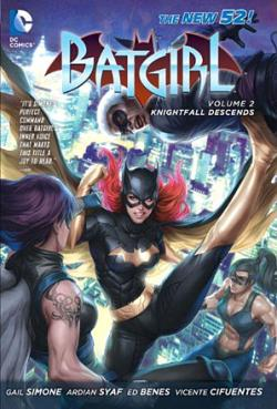 Batgirl Vol 2: Knightfall Descends