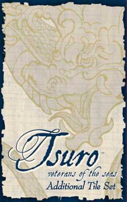 Tsuro of the Seas - Veterans of the Sea Tile Set