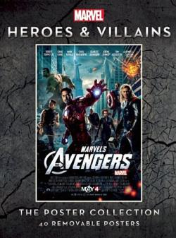 Marvel Heroes & Villains Poster Collection