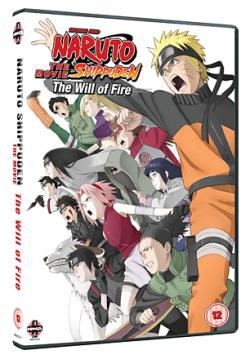 Naruto Shippuden: The Movie 3: Will of Fire