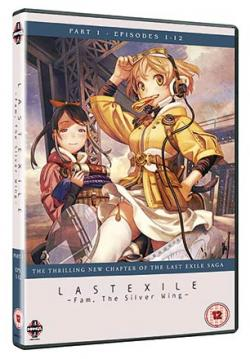 Last Exile: Fam, the Silver Wing, Part 1
