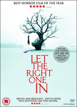 Låt den rätte komma in/Let the Right One In